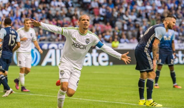 Seattle Sounders midfielder Osvaldo Alonso nears full health, expects to return soon -