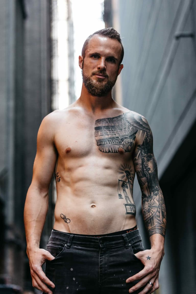 The Art on the Artist: Stefan Frei discusses the significance of his tattoos -