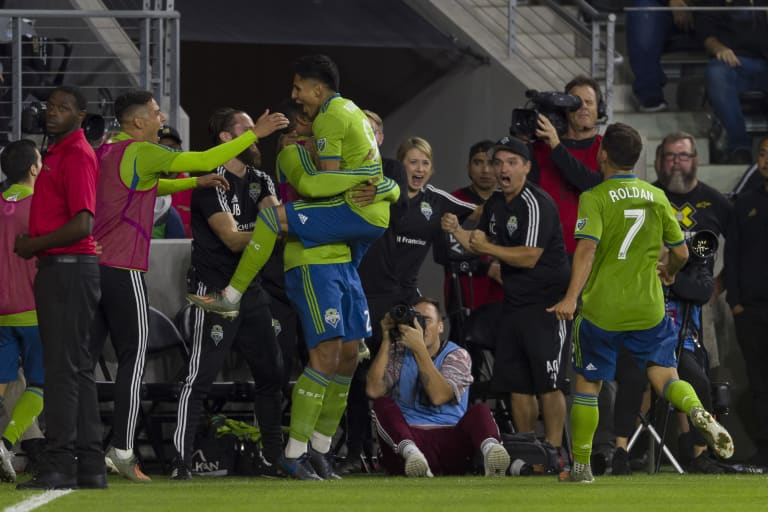 Seattle Sounders not overlooking LAFC, confident ahead of gritty rematch of 2019 Western Conference Championship -