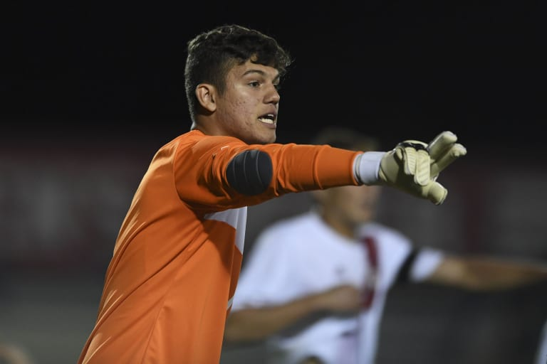 Seattle Sounders Academy goalkeeper Trey Muse has Indiana on brink of ninth national title -