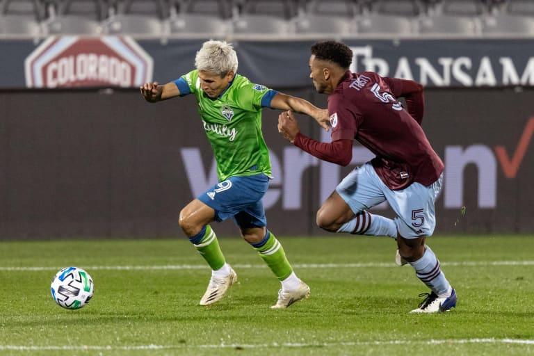 COLvSEA 101 presented by Ticketmaster: Everything you need to know when Seattle Sounders visit Colorado Rapids -