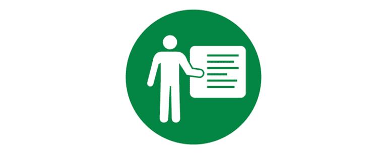 Staff Training Icon Test
