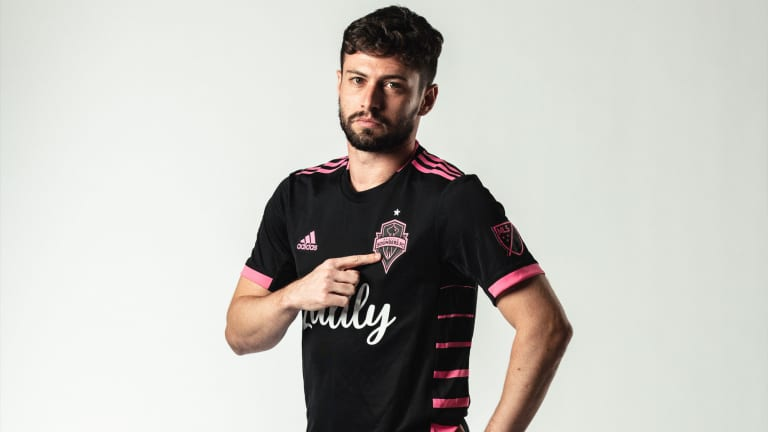 Sounders FC signs midfielder João Paulo as Designated Player  -