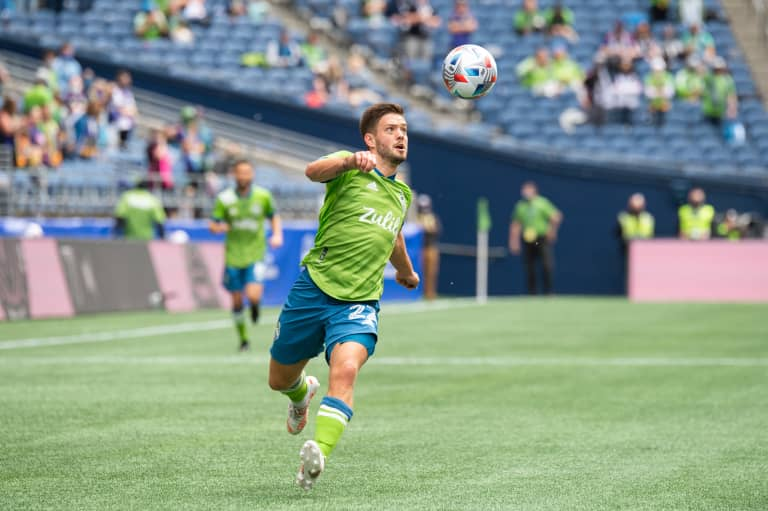 Seattle Sounders look to add one more exclamation point versus Austin FC ahead of FIFA international break -