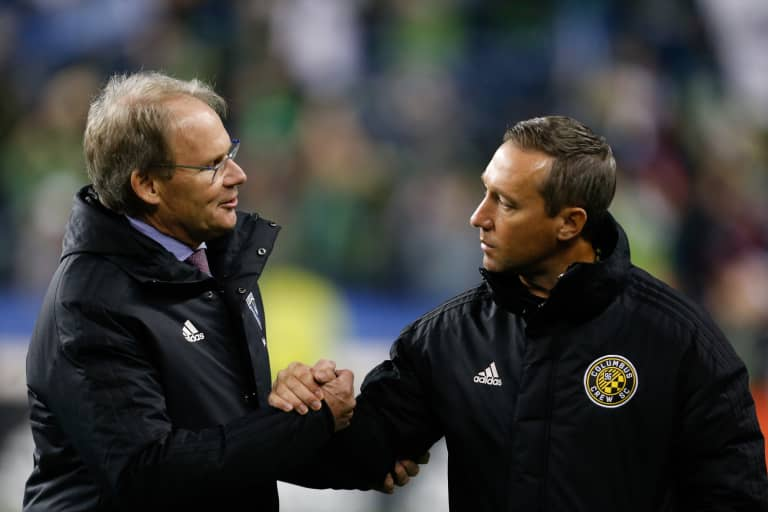 Seattle Sounders hungry to prove league supremacy, impose will upon Columbus Crew SC to cap 2020 with another title -