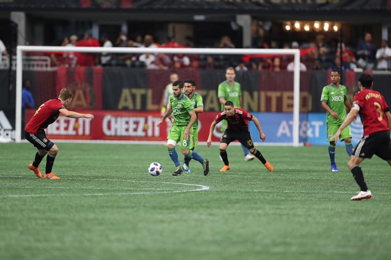 Seattle Sounders in best form of season, turn attention to winning home matches -