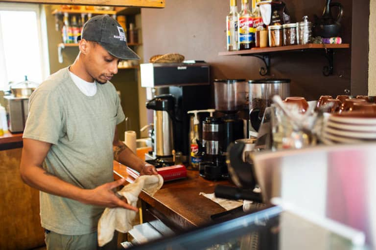 Sounders FC & Intentionalist: Giving back to local BIPOC-owned small businesses with jersey off the back -