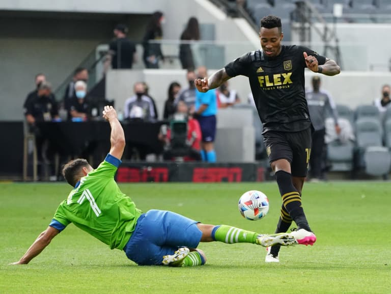 Seattle Sounders prepared for tough slate with Stefan Frei injured, have 'target on back' ahead of home bout with LAFC -
