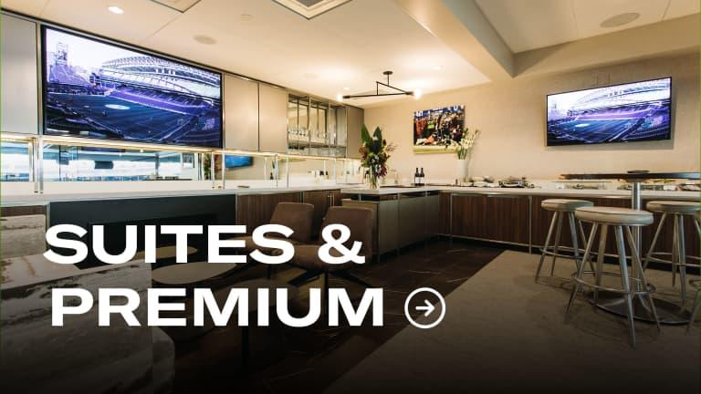 Suites & Premium