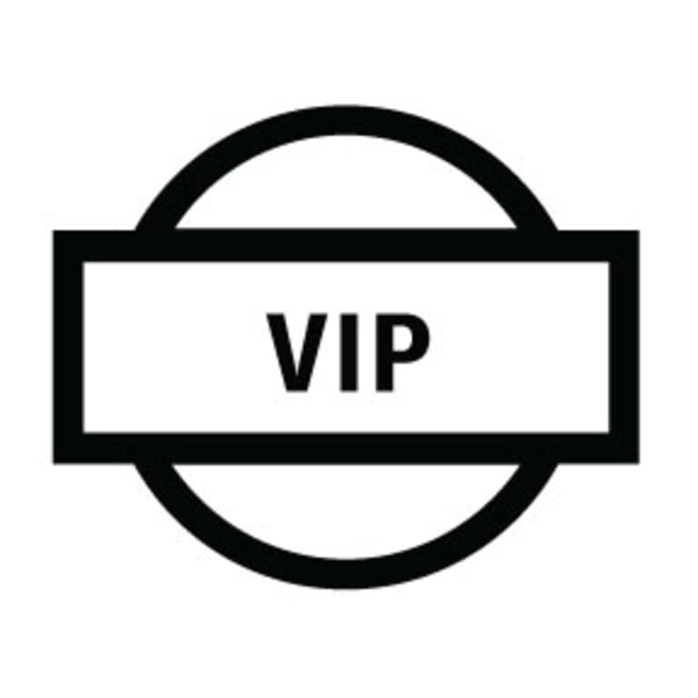 Promo Press Club Amenities - VIP