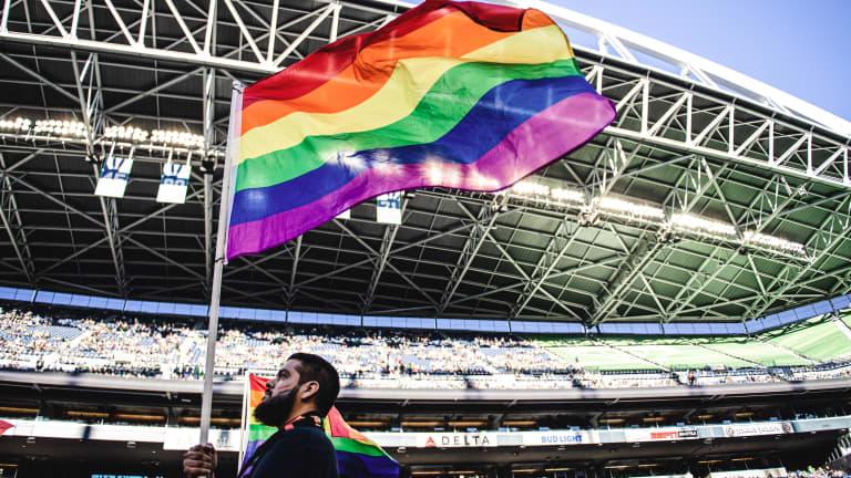 LGBTQ Equality MP8 Banner