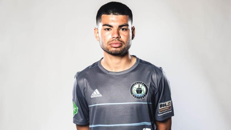 #38 - Azriel Gonzalez (on loan)