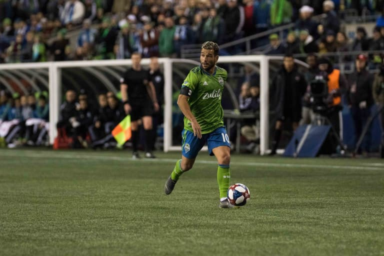Best XI: Who are the best midfielders in Seattle Sounders FC history? -