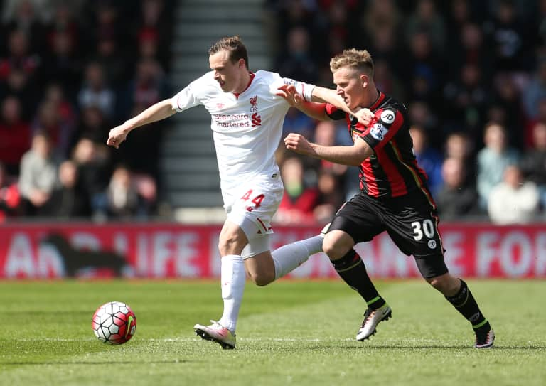Seattle Sounders sign 24-year-old fullback Brad Smith from AFC Bournemouth on loan  -