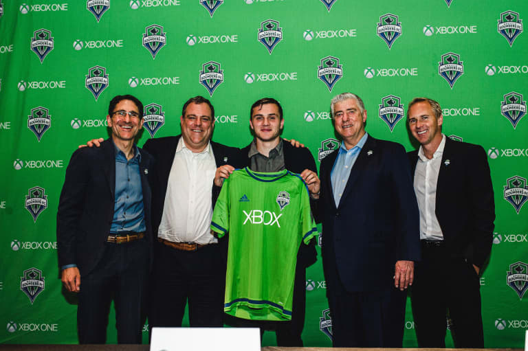 Seattle's own Jordan Morris embarks on the next chapter of his soccer journey -