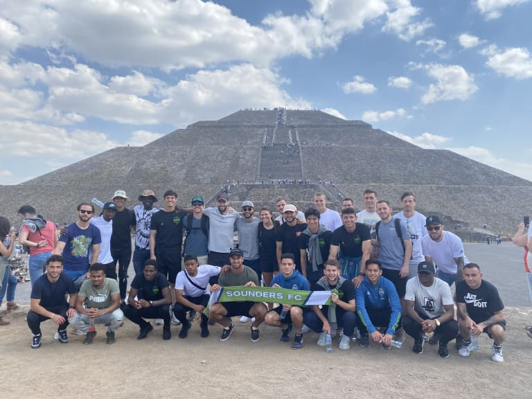 Seattle Sounders in Latin America: A running timeline in Mexico and Honduras -