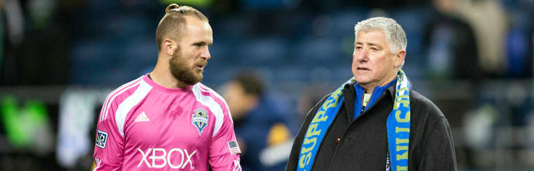 To Be A Sounder: Stefan Frei's journey from turmoil in Toronto to serenity in Seattle -