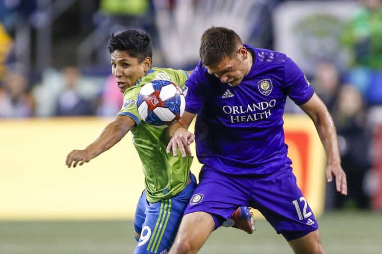 Once a journeyman, Sounders' Shane O'Neill quietly flashing defensive bona fides as he finds home in Seattle -