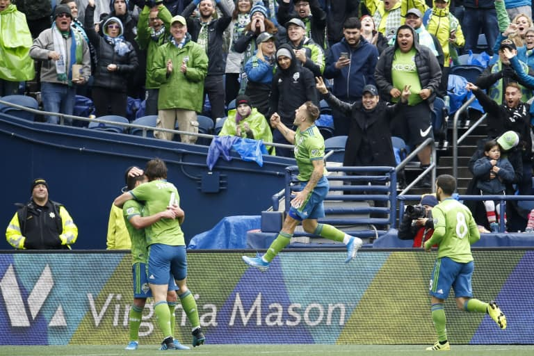 Seattle Sounders ready to build off dominant performance in opening round, fend off upset-minded FC Dallas -