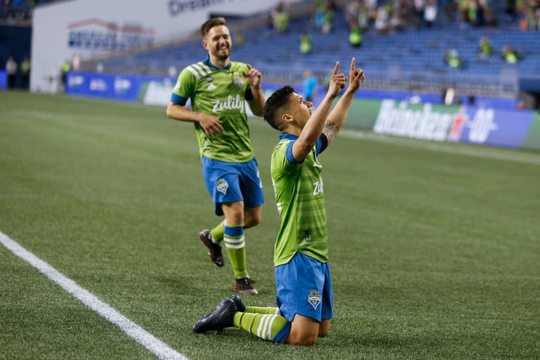 Ten Seattle Sounders storylines from opening two months of 2021 MLS season -