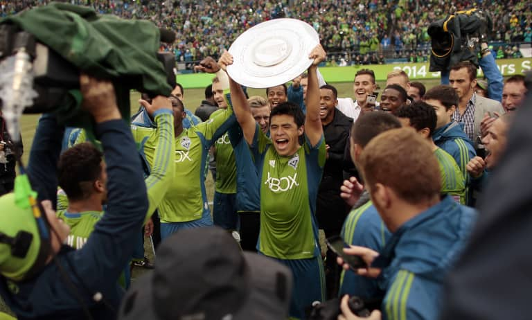 Nov. 13, 2007 - Now: A decade of Sounders FC excellence   -