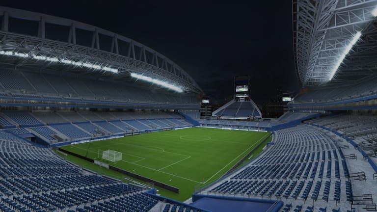 CenturyLink Field featured in EA SPORTS FIFA 16 -