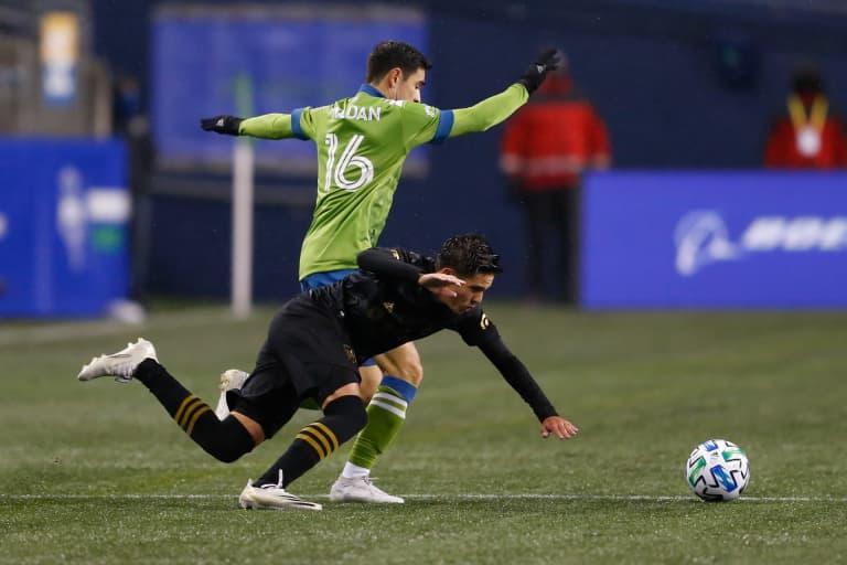 Unsung hero Alex Roldan puts in massive shift against LAFC, continues evolution as formidable MLS right back -