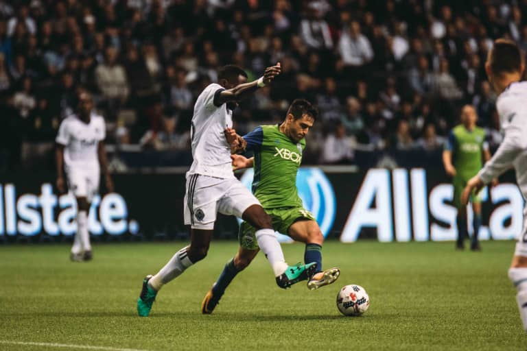 ESPN analyst, former Seattle Sounders forward Herculez Gomez previews second leg of Western Conference Semifinals -