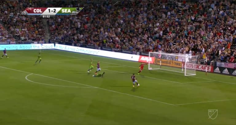 Anatomy of the Save: Breaking down Stefan Frei's incredible stop against the Colorado Rapids -