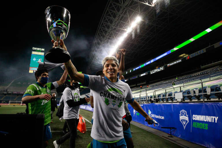 Seattle Sounders continue to raise MLS bar for excellence, eager to capture third MLS Cup in five years -