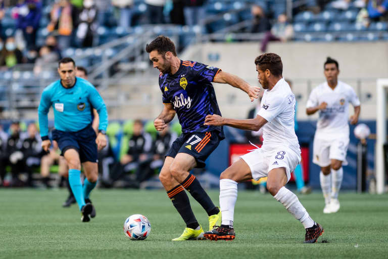 LAvSEA 101 presented by Ticketmaster: Everything you need to know when Seattle Sounders visit LA Galaxy, return to action -