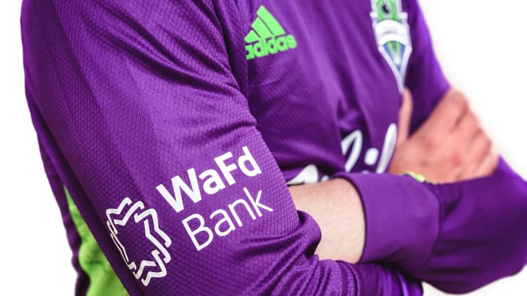 Sounders FC announces WaFd Bank as jersey sleeve patch partner for 2020 season -