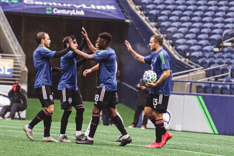 THREE TAKEAWAYS: Sounders put on attacking clinic in 6-2 win over Sacramento Republic -