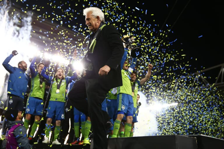 Thank You, Joe Roth: Original Sounders FC Owner leaves legacy of ambition and vision for the future of Sounders FC -
