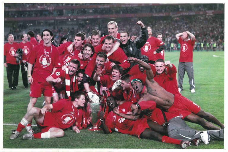 Mentality of a Champion: Djimi Traore reflects on 2005 UEFA Champions League title with Liverpool -