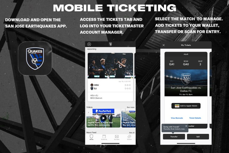 App and Mobile Ticketing FAQ -