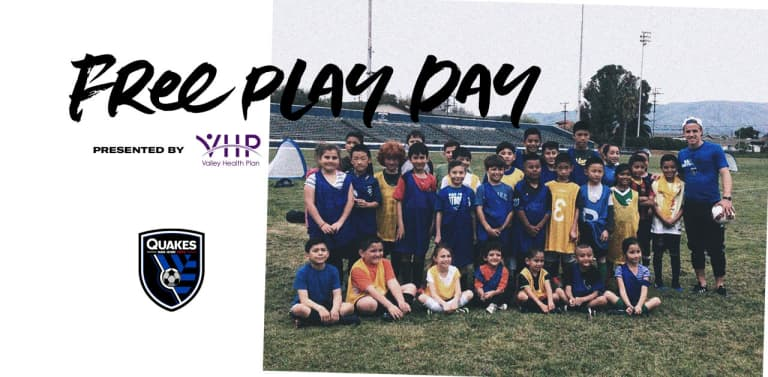 Free Play Day, presented by Valley Health Plan -