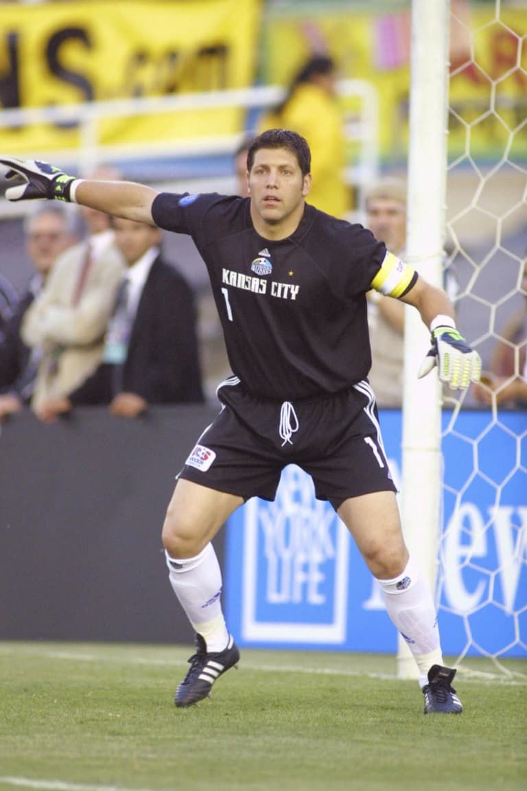 The Vault: The untold story of the Kansas City Wizards' match the day after 9/11 -