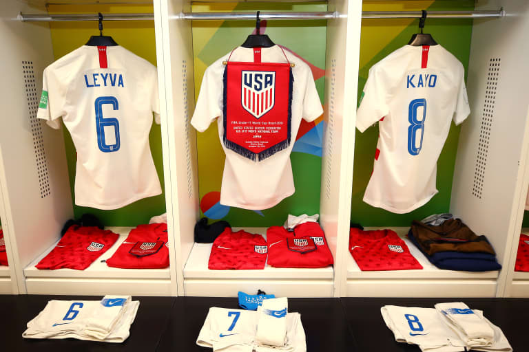 Sporting midfielder Gianluca Busio captains US against Japan at U-17 World Cup  -