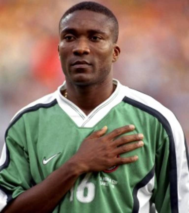 #TBT: KC representation at 1998 World Cup -