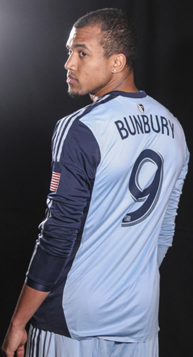 Sporting Kansas City unveils new primary jersey -