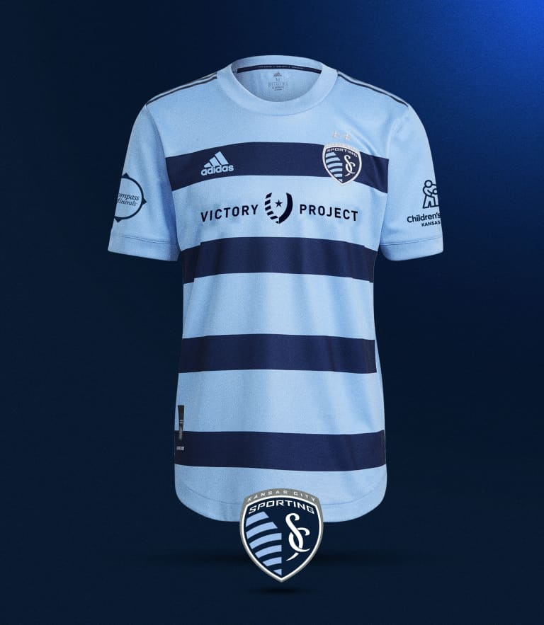 Sporting KC launches community campaign in partnership with The Victory Project and Children's Mercy Kansas City -