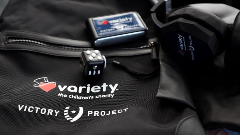 The Victory Project and Variety KC announce new amenities for guests with disabilities and special needs at Children's Mercy Park -