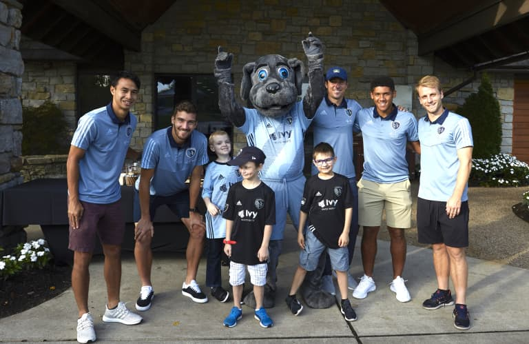 Victory Gala and Sporting Invitational raise over $590,000 for The Victory Project -