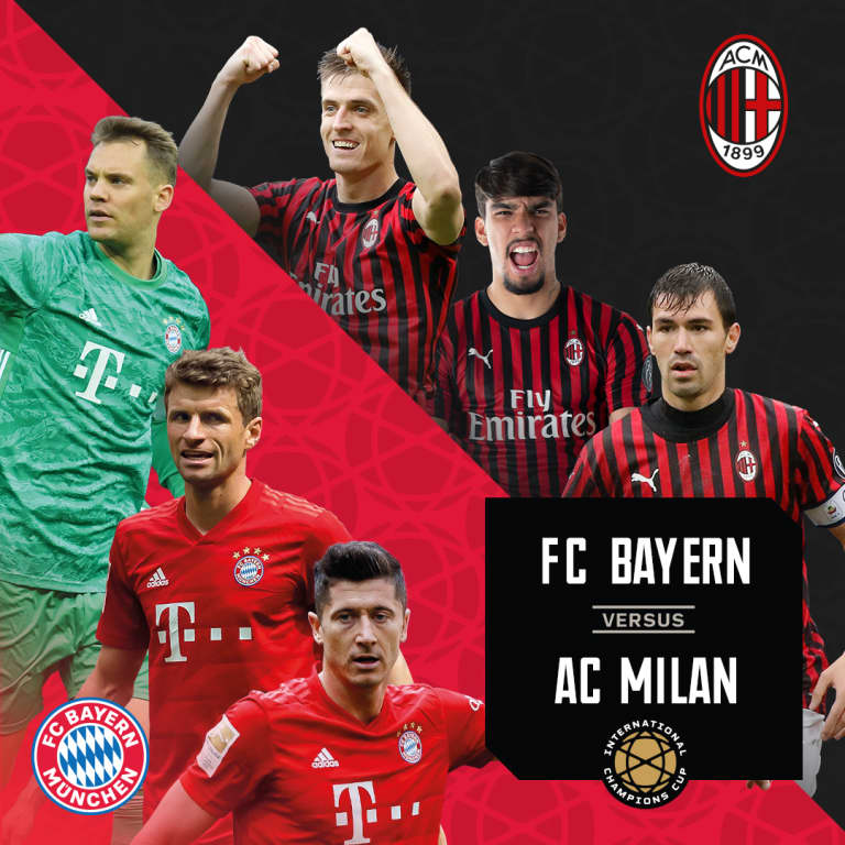 Children's Mercy Park to host FC Bayern and A.C. Milan on July 23 in International Champions Cup -