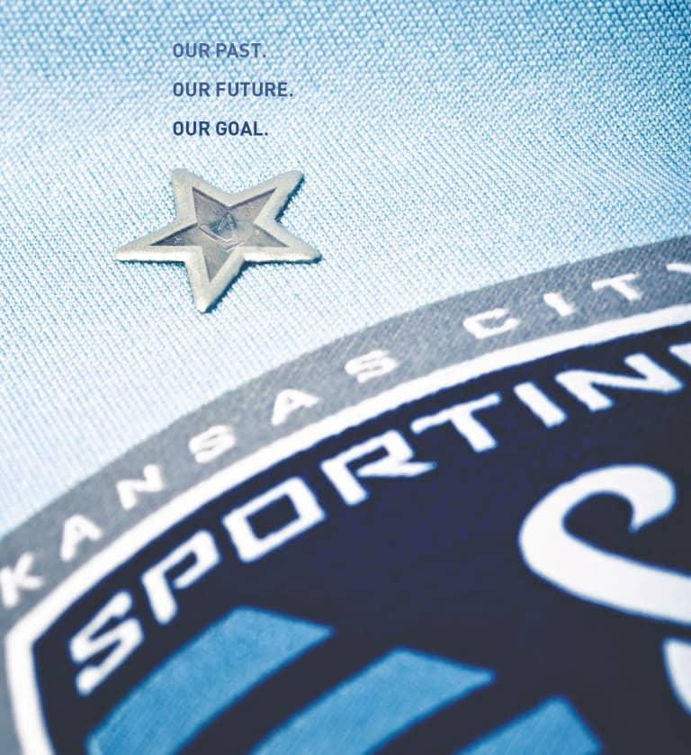 Sporting KC Brand History - Sporting Kansas City - brand announce ad