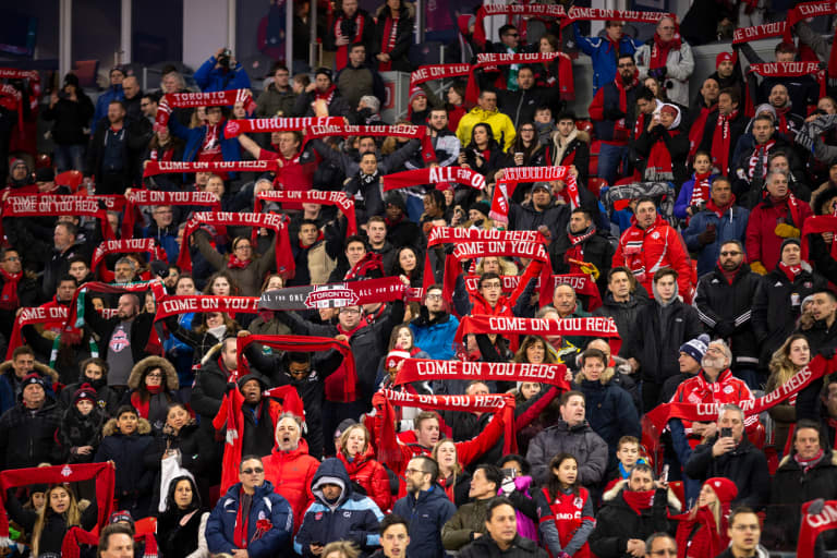 TFC focus on what lies ahead in MLS league play -
