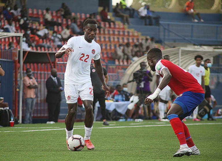 International break comes to a close for several TFC players -