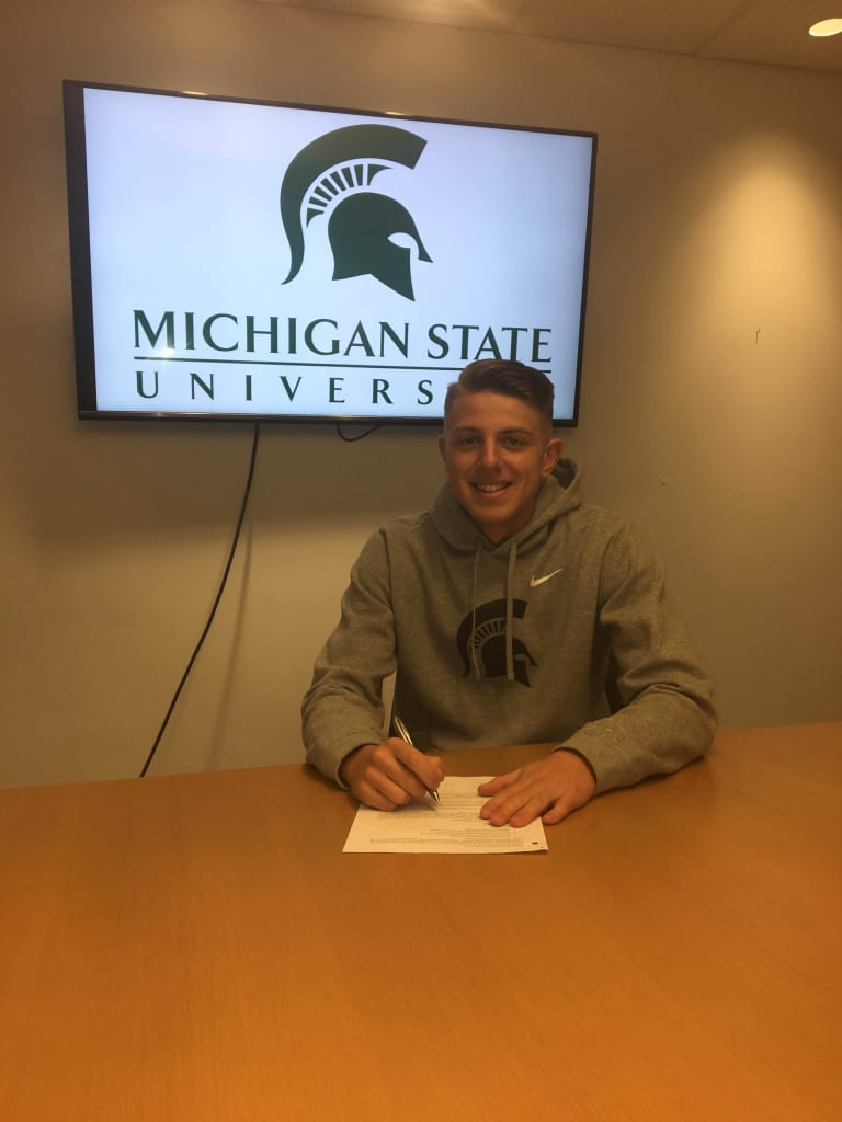 Two Academy Players Sign National Letters of Intent -