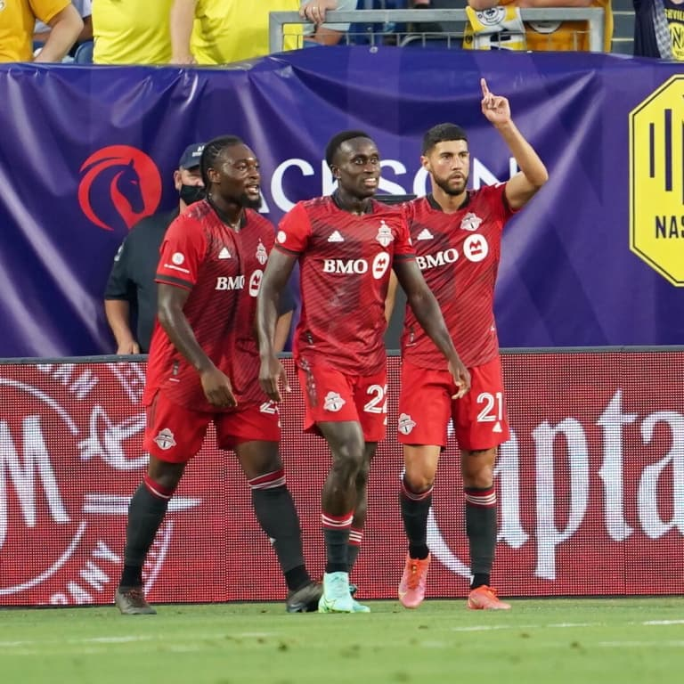 Toronto FC continue to work towards momentum-building win -